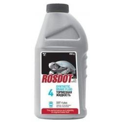 Тормозная жидкость РОС ДОТ-4 (455г) Дзержинск ТС