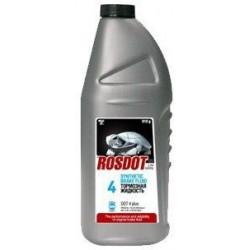 Тормозная жидкость РОС ДОТ-4 (910г) Дзержинск ТС