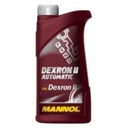 Жидкость MANNOL ATF Automatic (Dexron II) (1л) АКПП мин