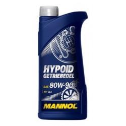 Масло Mannol трансм 80W90 Hypoid Getriebeoel (1л) GL-5